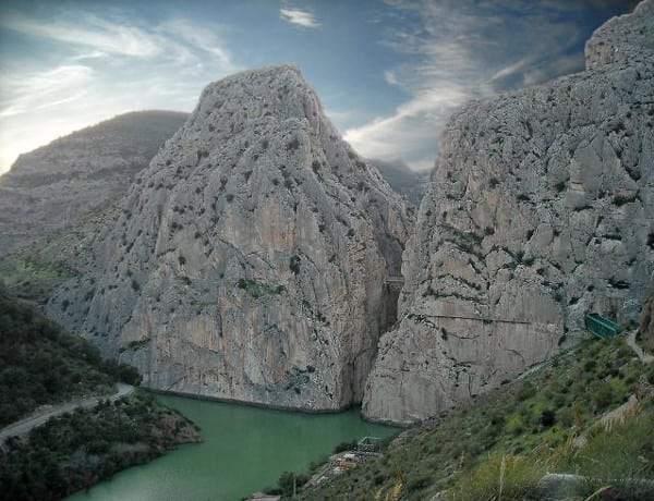 Desfiladero de los Gaitanes | LaGarganta.com @ctrlagarganta