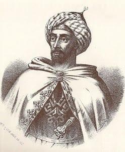 Omar Ben Hafsun-ilustración