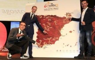 Presentación La Vuelta 2015