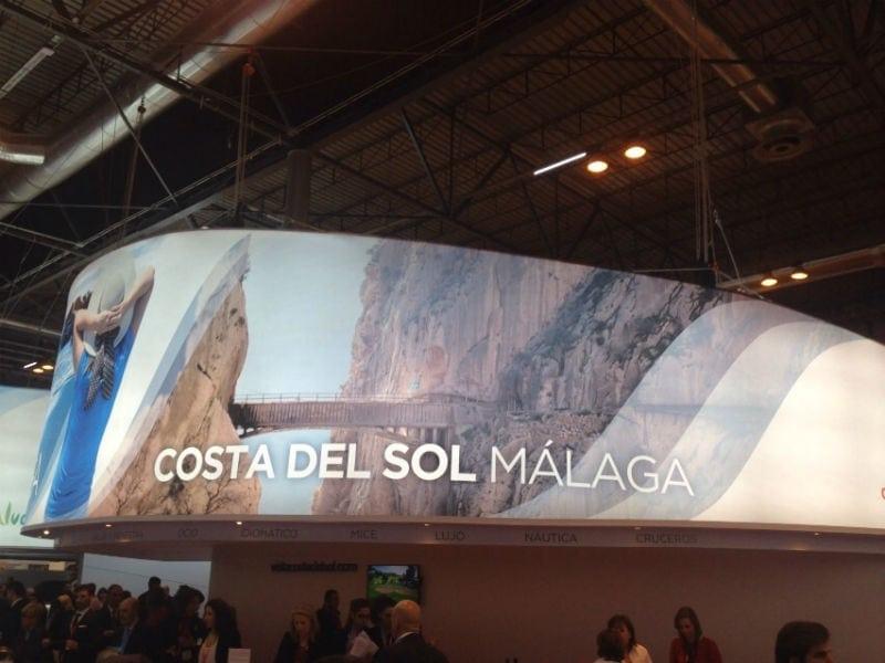 Stand Costa del Sol Málaga 2015