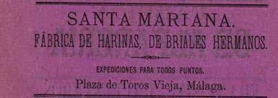 Harinera Santa Mariana de Málaga