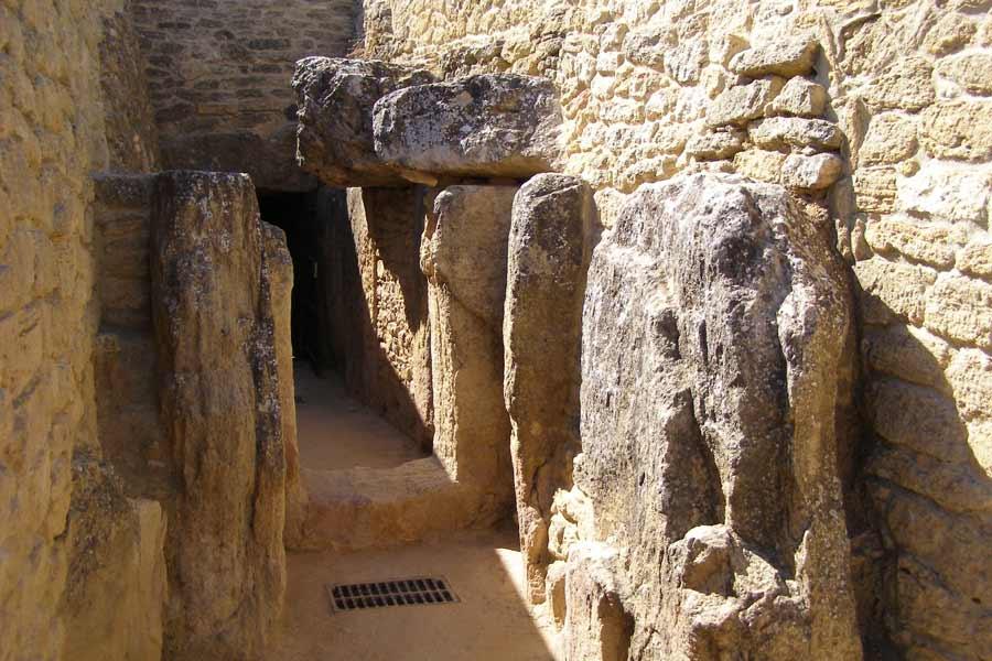 Dolmen de Viera Antequera