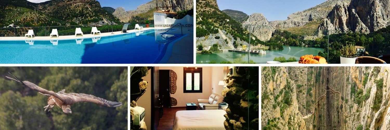Hotel con encanto en Málaga