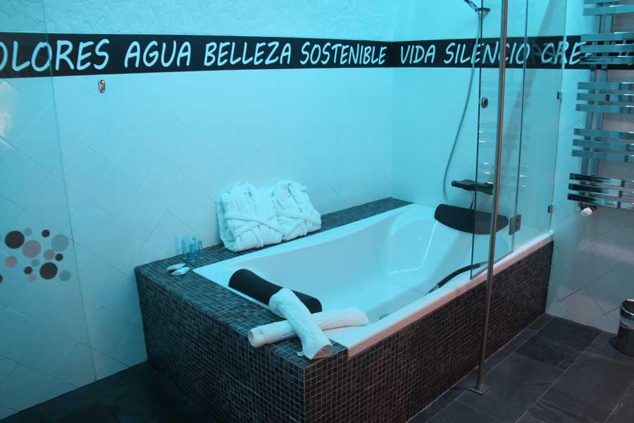 Baño CTR La Garganta