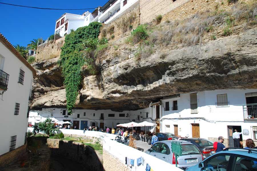 Calle Cuevas del Sol, Setenil de las Bodegas