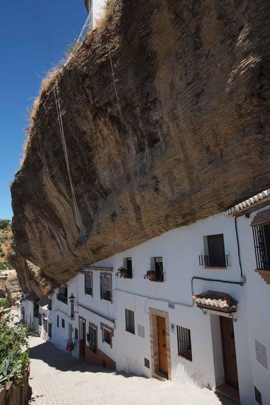 Casa Cueva en Setenil de las Bodegas