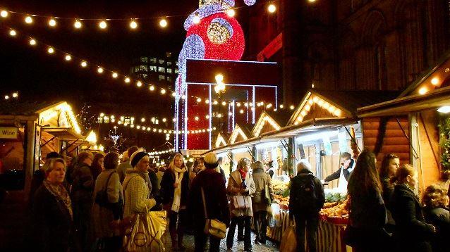 Mercadillo de Navidad de Fuengirola