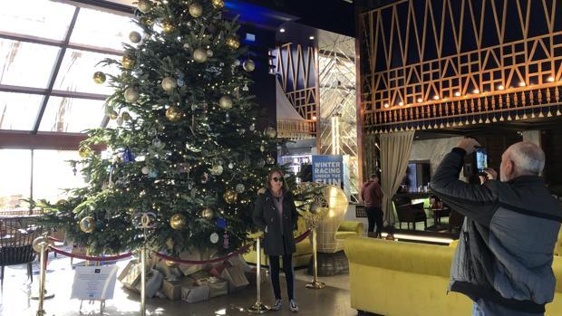 Mercado navideño de Estepona