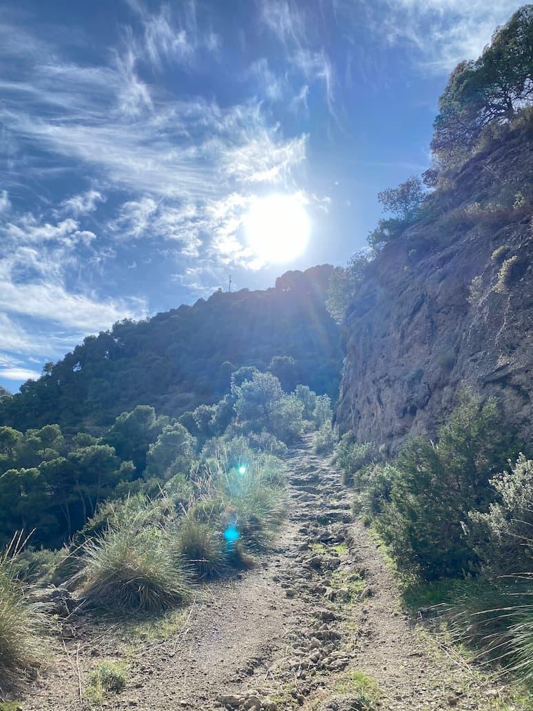 Ruta Senderista Cañada del Lobo