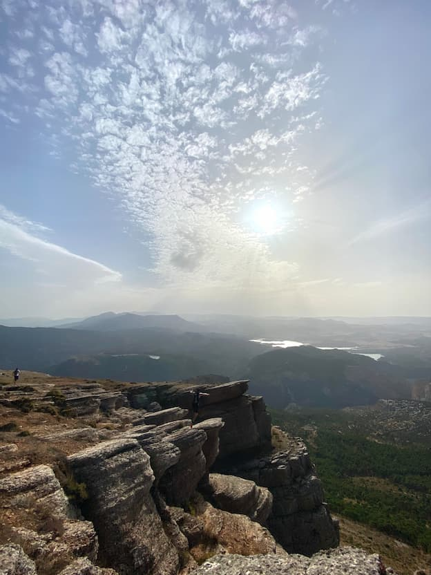 Ruta de senderismo Pico Huma El Chorro La Garganta