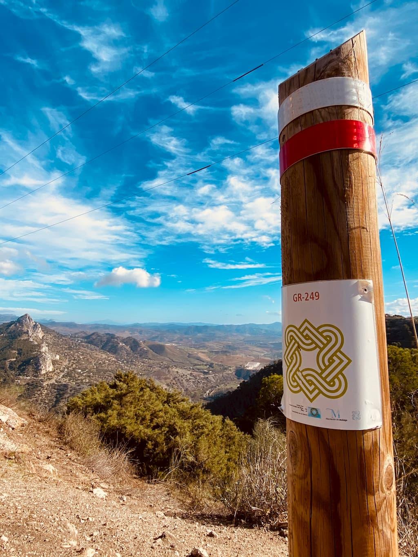 Sendero Cañada del Lobo