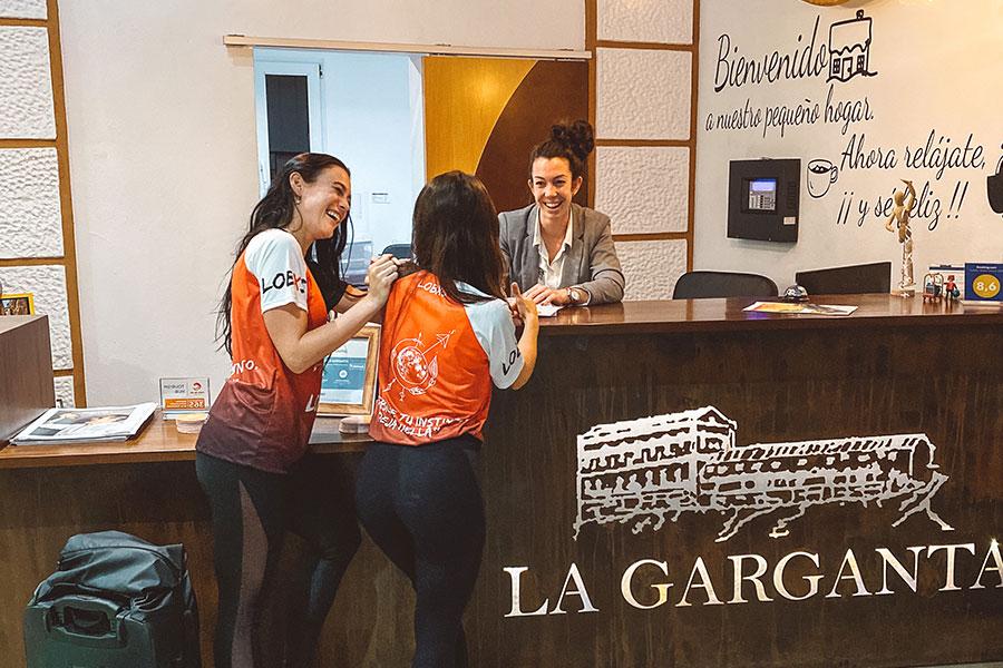 Los mejores hoteles rurales en Málaga: La Garganta
