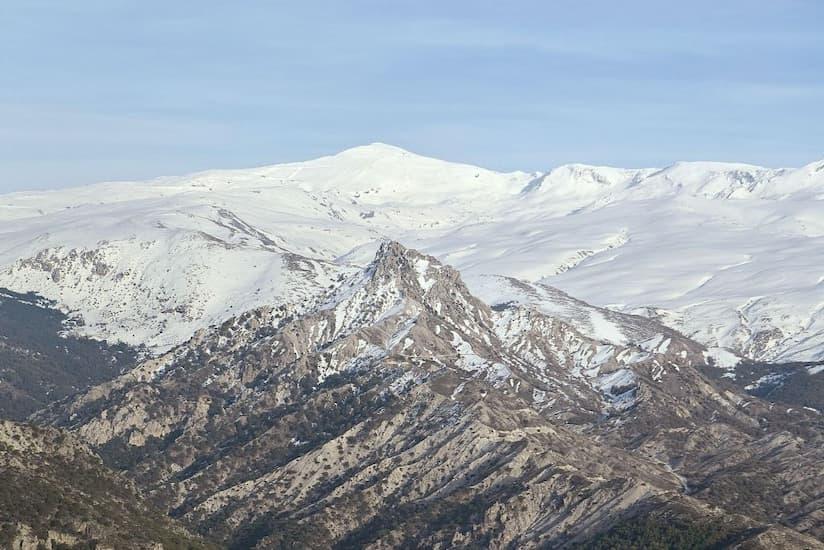 Espacio natural de Sierra Nevada