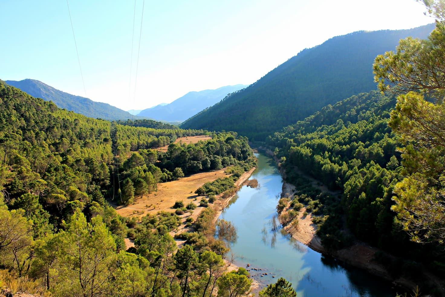 mejores parques naturales de Andalucía