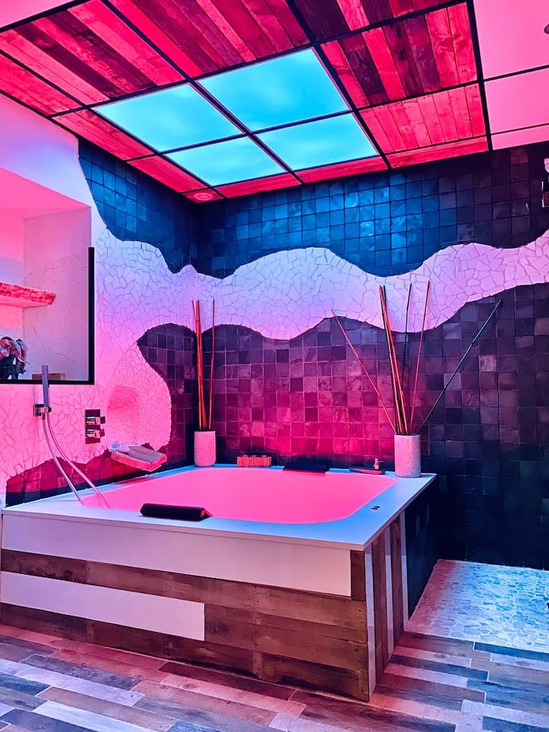 Habitación Suite La Garganta