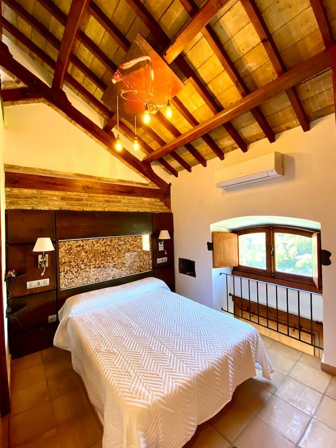 Habitaciones temáticas Corcho