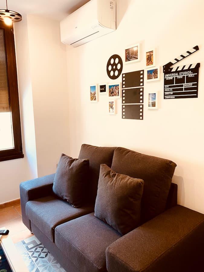 Habitaciones temáticas Cine